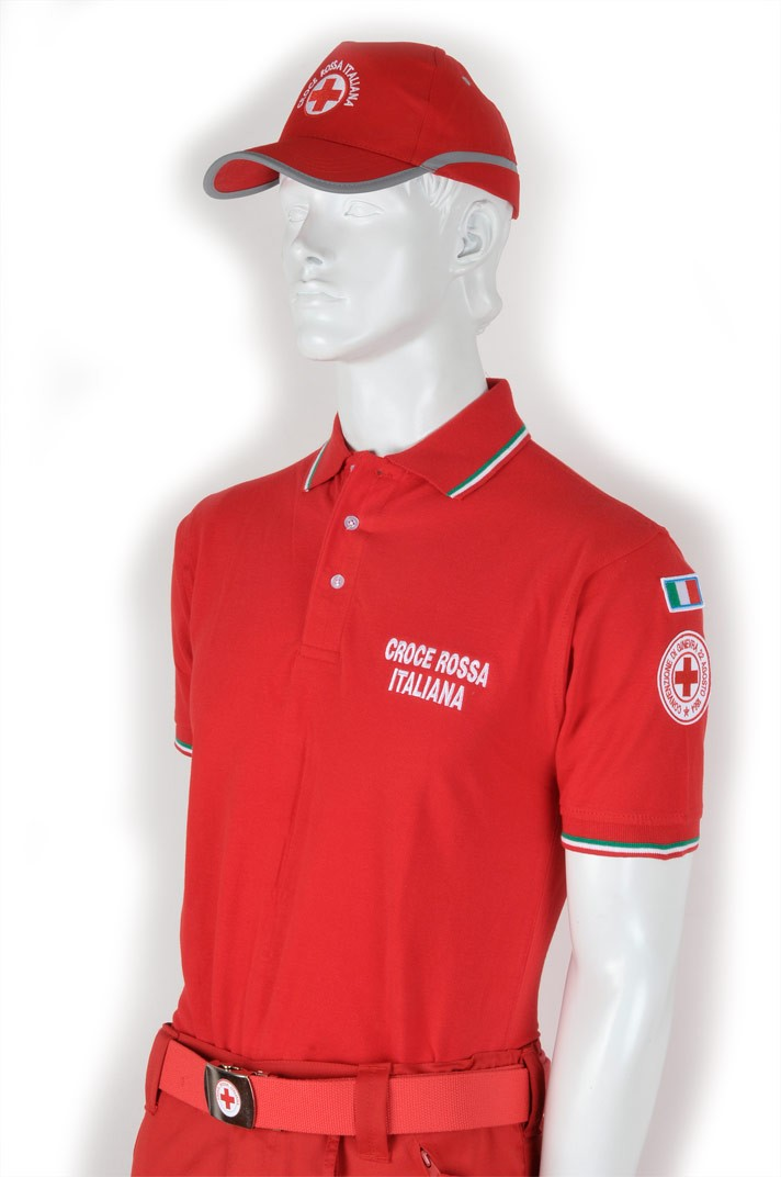 120 R CRI Polo Croce Rossa Italiana 56b3991f68db