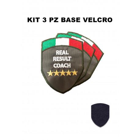 Kit 3 pz Scudetti RRC