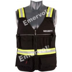 CORPETTO CORDURA AUTOREGOLABILE SECURITY