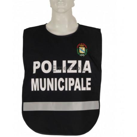 Pettorina Polizia Municipale
