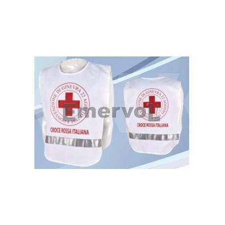 Pettorina Croce Rossa Italiana