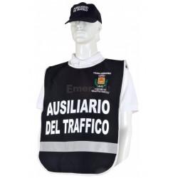 Pettorina Ausiliario del Traffico