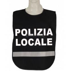 CODICE MEPA: 301 PL - Pettorina Polizia Locale
