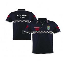 Polo Unisex Polizia Locale Regione Abruzzo