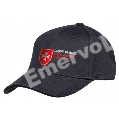 Cappellino cotone Cisom