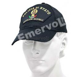 Cappellino cotone ANPS autoregolabile