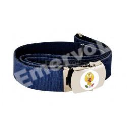 Cintura ANPS con fregio adesivo