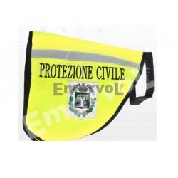 Pettorina per cane Protezione Civile