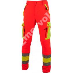 Pantalone Elasticizzato Certificato Pubblica Assistenza II Categoria UNI EN ISO 20471 Classe 3