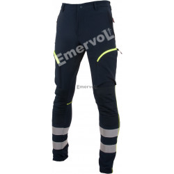 Pantalone Tecnico Blu