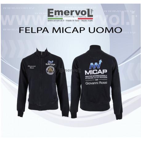 FELPA UOMO MICAP