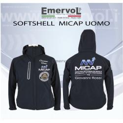 GIACCA SOFT SHELL UOMO MICAP