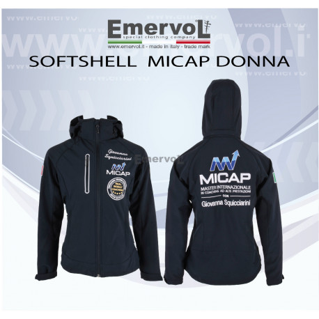 GIACCA SOFT SHELL DONNA MICAP