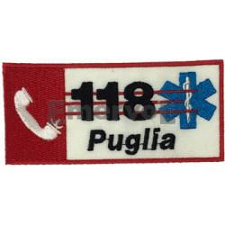 PATCH RICAMATA CM 10,5X5