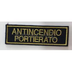 PATCH RICAMATA CM 3X10
