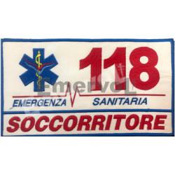 PATCH RICAMATA CM 27X15