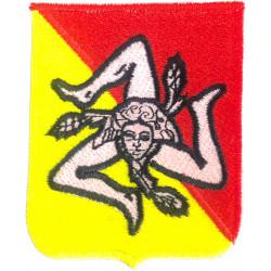PATCH RICAMATA CM 6,5X5,5 SCUDETTO