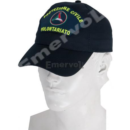 Cappellino Cotone Logo applicato