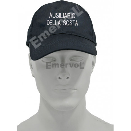 Cappellino Ausiliario della Sosta