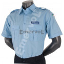 Camicia maniche corte Ausiliario della Sosta