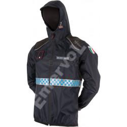 Guscio Tecnico impermeabile Polizia Locale