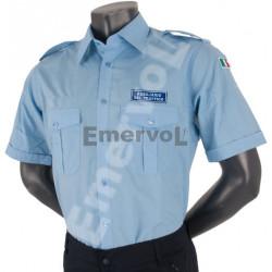 Camicia maniche corte Ausiliario del Traffico