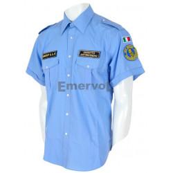 Camicia Guardiafuochi maniche corte