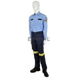 Camicia Guardiafuochi maniche lunghe