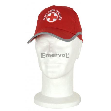 Cappellino Croce Rossa Italiana