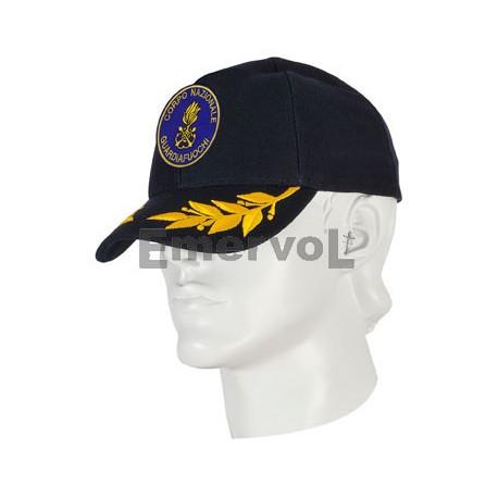 Cappellino Guardiafuochi con alloro