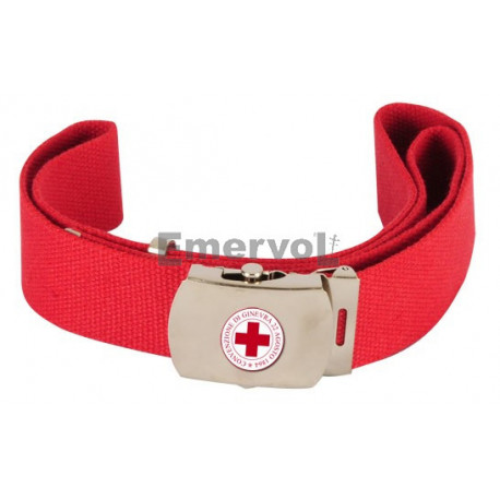 Cintura in Canapa Croce Rossa Italiana