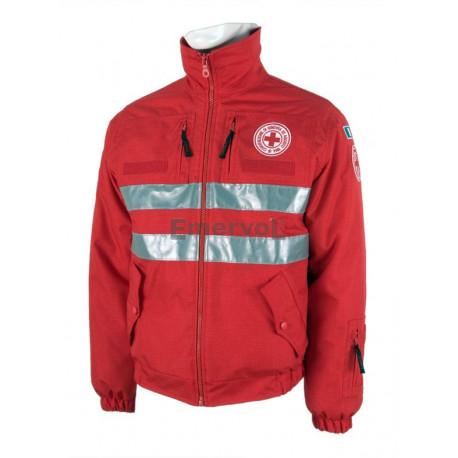 Giubbotto Bomber Invernale Croce Rossa Italiana