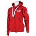 Giacca in Felpa Donna Croce Rossa Italiana
