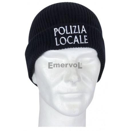 Zuccotto Invernale Polizia Locale