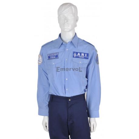 Camicia A.R.I. maniche lunghe