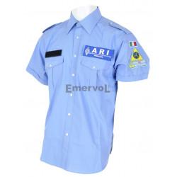 Camicia A.R.I. maniche corte