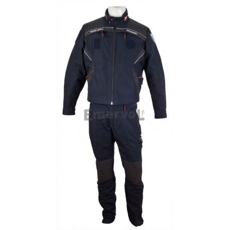 Giubbotto/giaccone tecnico in Cordura Polizia Locale