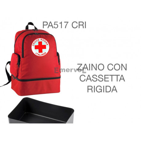 Zaino Croce Rossa Italiana