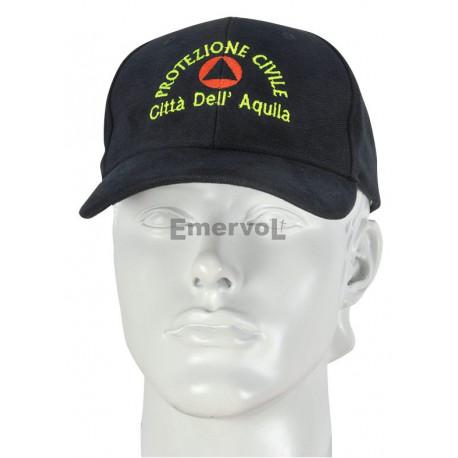 Cappellino cotone logo personalizzato