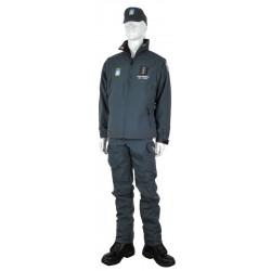 Giaccone Polizia Provinciale