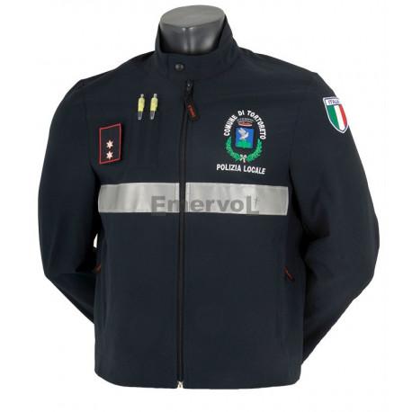 Giubbetto Tecnico Estivo Polizia Locale/Municipale