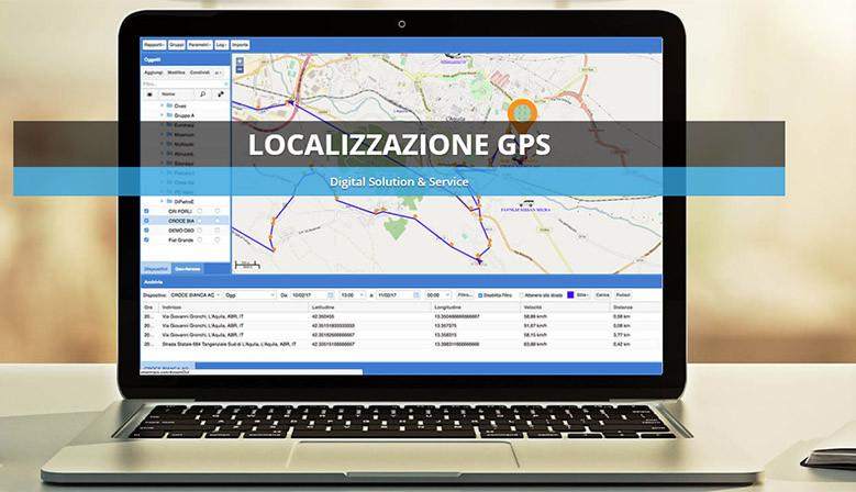 Localizzazione GPS