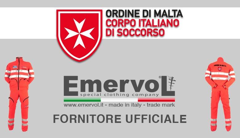 C.I.S.O.M. Corpo Italiano di Soccorso dell'Ordine di Malta Fornitore Ufficiale
