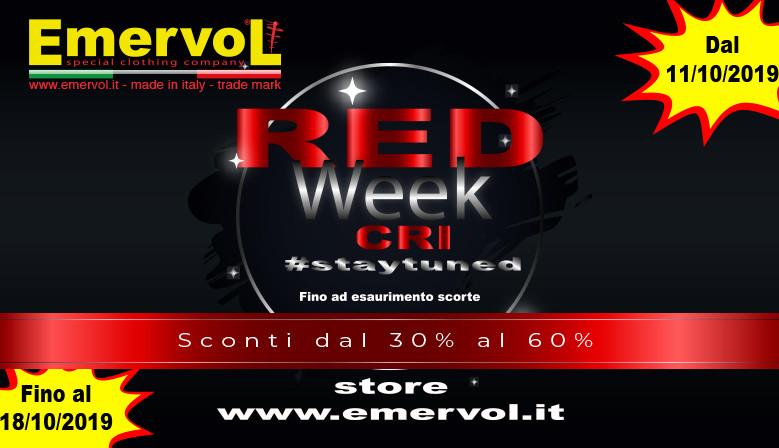 RED WEEK CRI